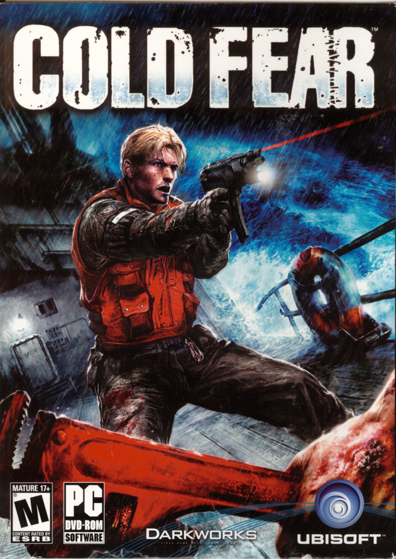 Cold Fear v.1.0 [L] (2005) PC | Лицензия