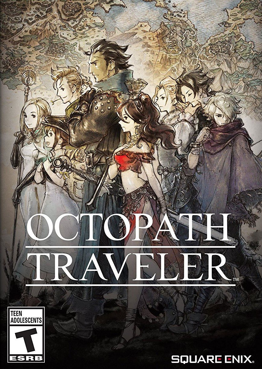 Octopath Traveler [CPY] (2019) PC | Лицензия