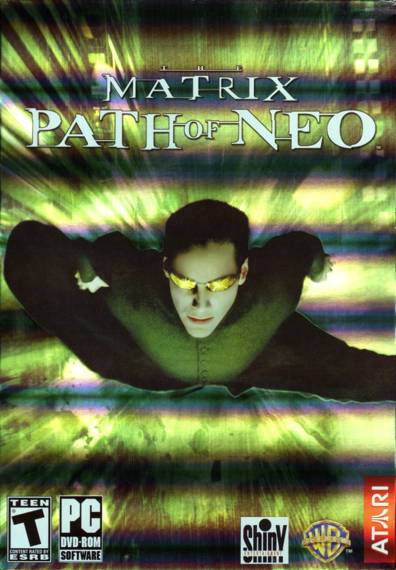 The Matrix: Path of Neo v.1.2 [L] (2005) (2019) PC | Лицензия